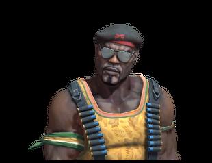 Col. Mangos Dabisi | Guerrilla Warfare