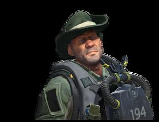 Lieutenant Rex Krikey | SEAL Frogman