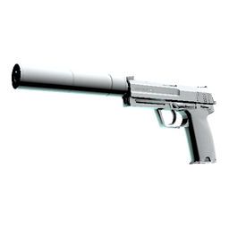 USP-S   Whiteout (Factory New)