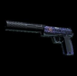 StatTrak™ USP-S | Black Lotus (Factory New)