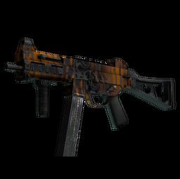 UMP-45 | Oscillator (Well-Worn)
