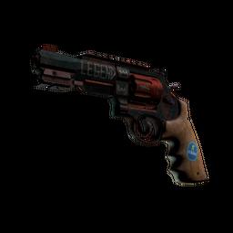 StatTrak™ R8 Revolver | Junk Yard (Battle-Scarred)
