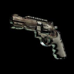 R8 Revolver   Desert Brush (Field-Tested)