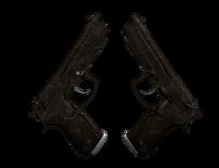 Dual Berettas | Замена масла