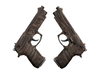 Dual Berettas | Сплавной лес