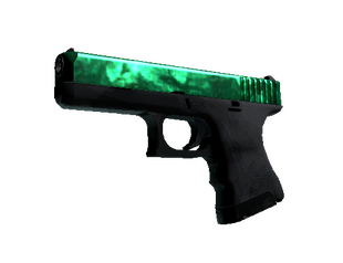 Glock-18 | Gamma Doppler Emerald