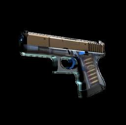 StatTrak™ Glock-18 | Clear Polymer (Factory New)