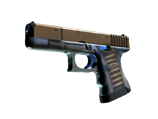 Glock-18   Clear Polymer