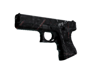 Glock-18 | Red Tire