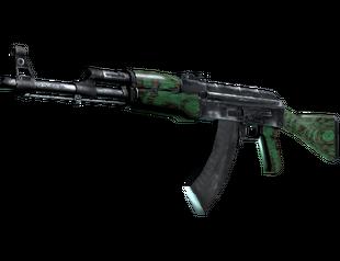 AK-47 | Зелёный глянец