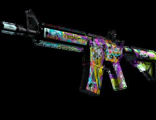 M4A4 | В живом цвете
