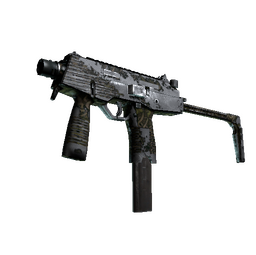 MP9 | Old Roots (Battle-Scarred)
