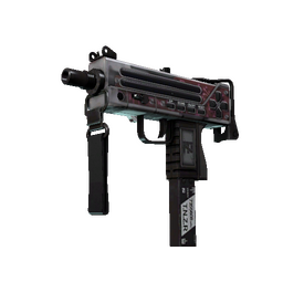 StatTrak™ MAC-10 | Button Masher (Field-Tested)