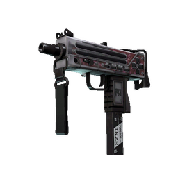StatTrak™ MAC-10 | Button Masher (Factory New)