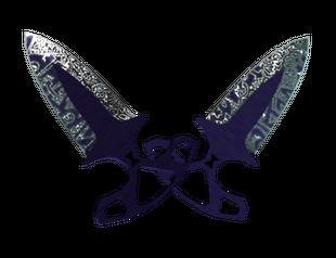 ★ Тычковые ножи | Ручная роспись