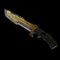 ★ Huntsman Knife   Lore (Battle-Scarred)