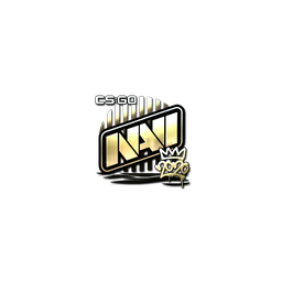 Sticker | Natus Vincere (Gold) | 2020 RMR