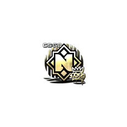 Sticker | Nemiga (Gold) | 2020 RMR