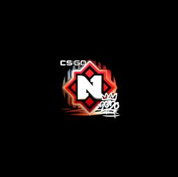 Sticker | Nemiga (Foil) | 2020 RMR