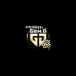 Sticker | Gen.G (Gold) | 2020 RMR