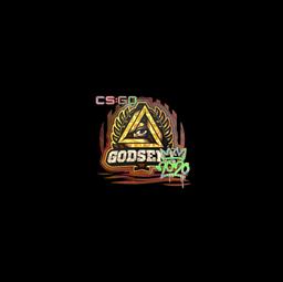 Sticker | GODSENT (Holo) | 2020 RMR