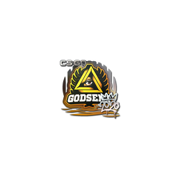 Sticker | GODSENT | 2020 RMR