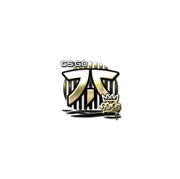 Sticker | Fnatic (Gold) | 2020 RMR