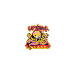 Sticker | Yellow Lethal