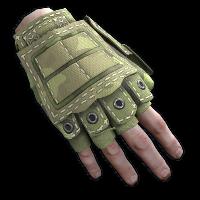Rust Forest Raiders Roadsign Gloves Skins