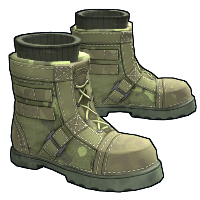 Rust Forest Raiders Boots Skins