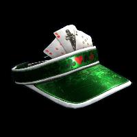 Rust Poker Player Cap Skin