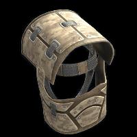 Rust Desert Raiders Helmet Skin